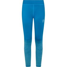 La Sportiva Patcha Leggings Women, neptune/pacific blue